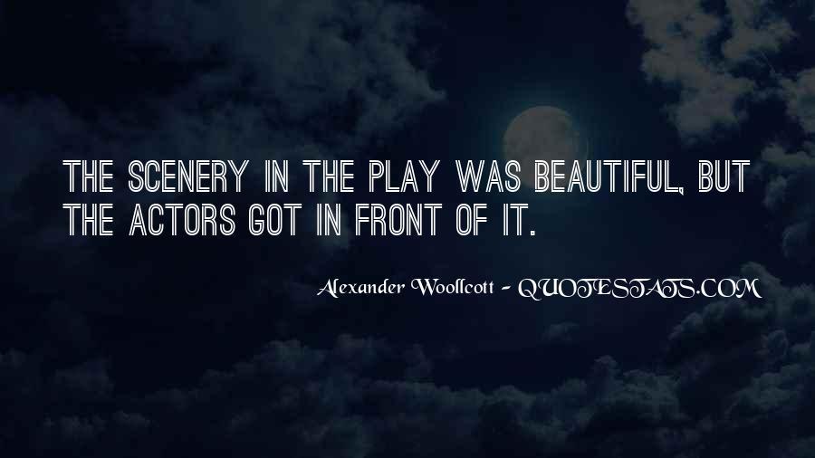 Alexander Woollcott Quotes #849546