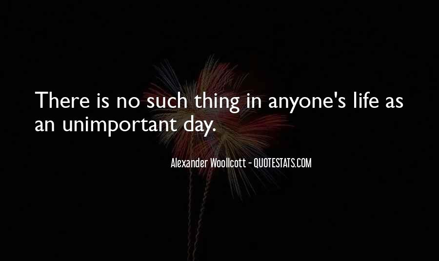 Alexander Woollcott Quotes #969414