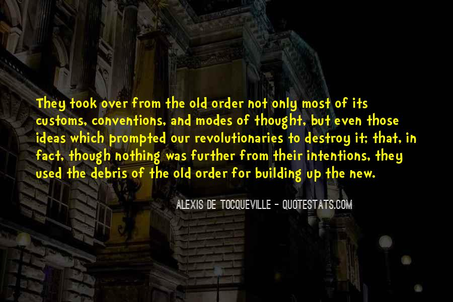Alexis De Tocqueville Quotes #106044