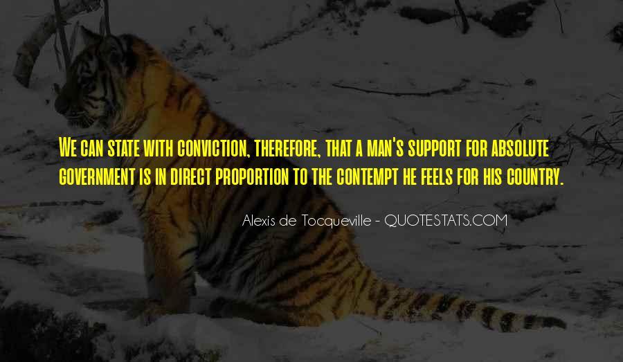 Alexis De Tocqueville Quotes #109784