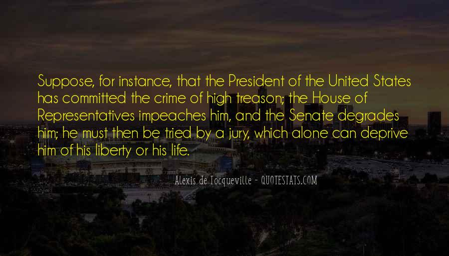 Alexis De Tocqueville Quotes #123410