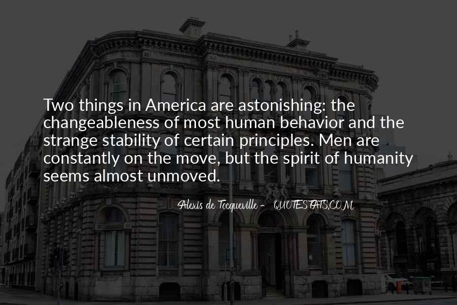 Alexis De Tocqueville Quotes #152313