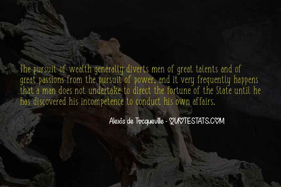 Alexis De Tocqueville Quotes #153938