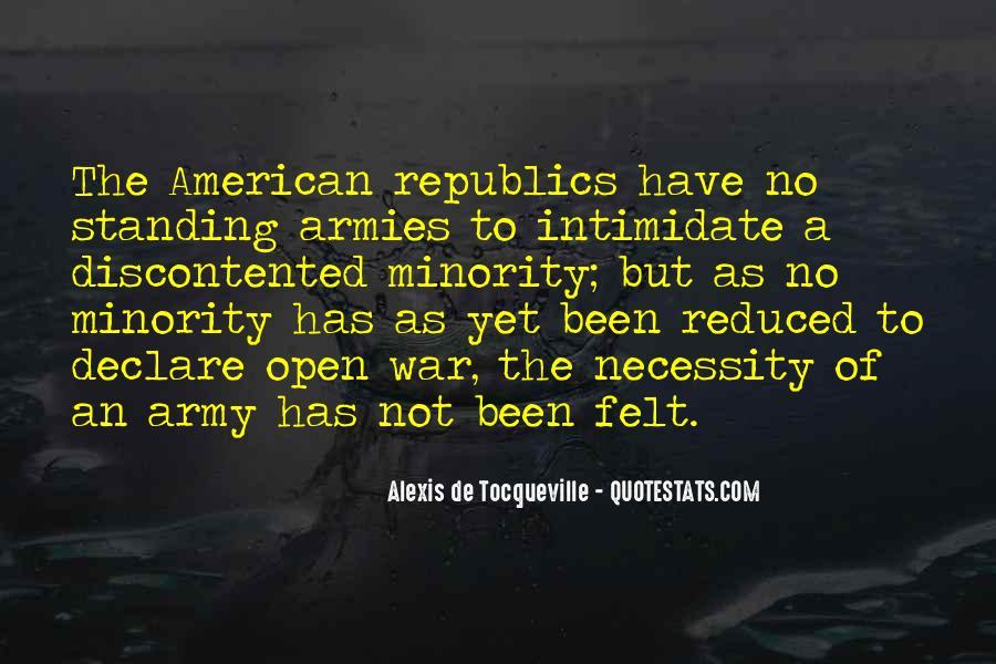 Alexis De Tocqueville Quotes #165514