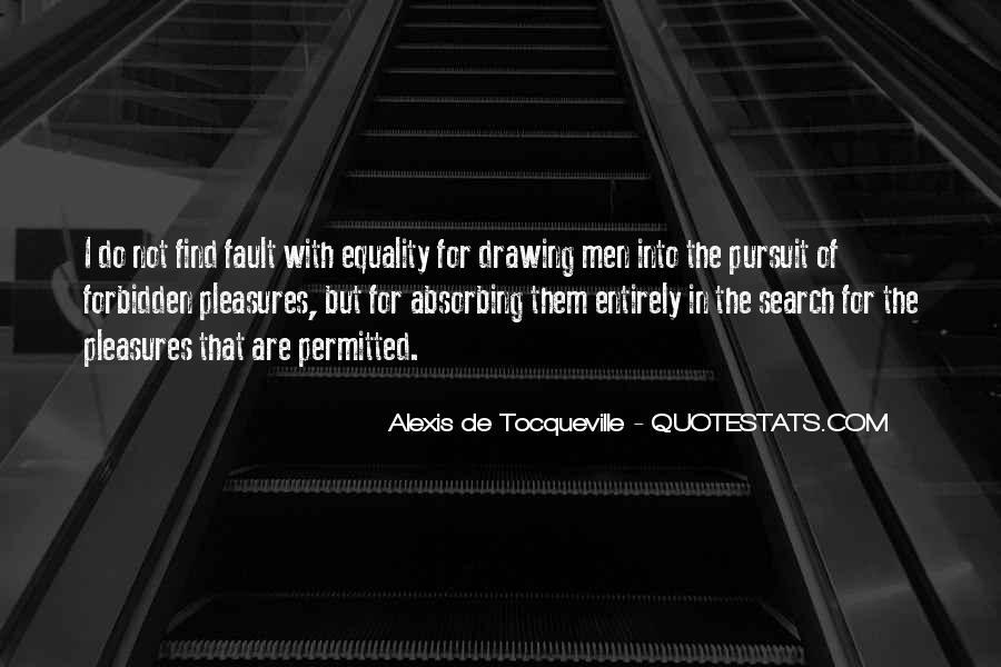 Alexis De Tocqueville Quotes #170997