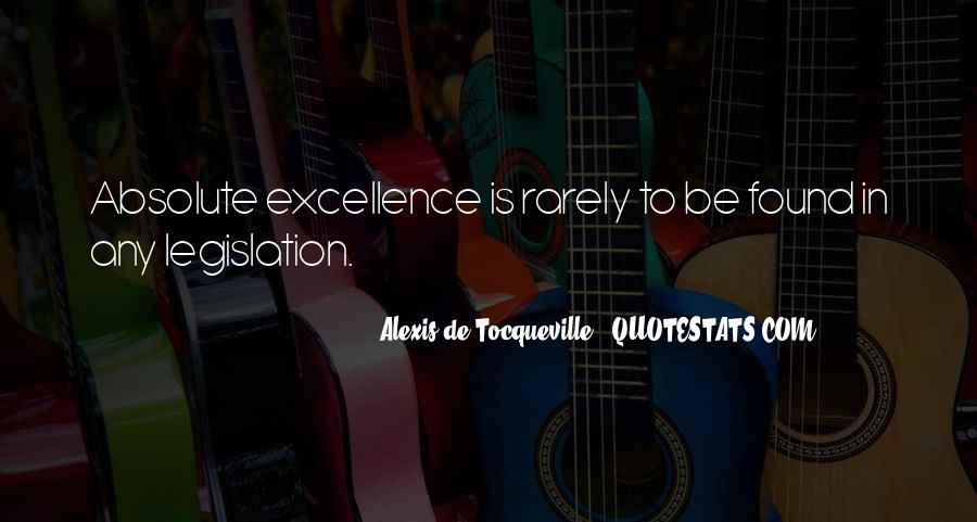 Alexis De Tocqueville Quotes #174437