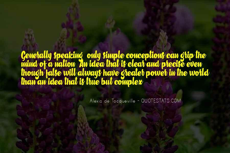 Alexis De Tocqueville Quotes #176194