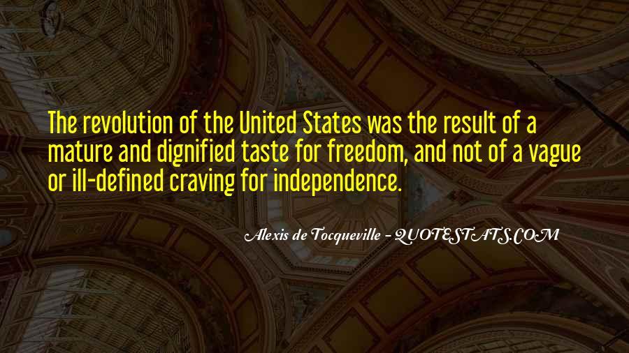 Alexis De Tocqueville Quotes #17938
