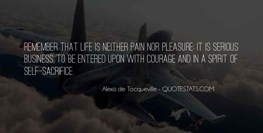 Alexis De Tocqueville Quotes #205791