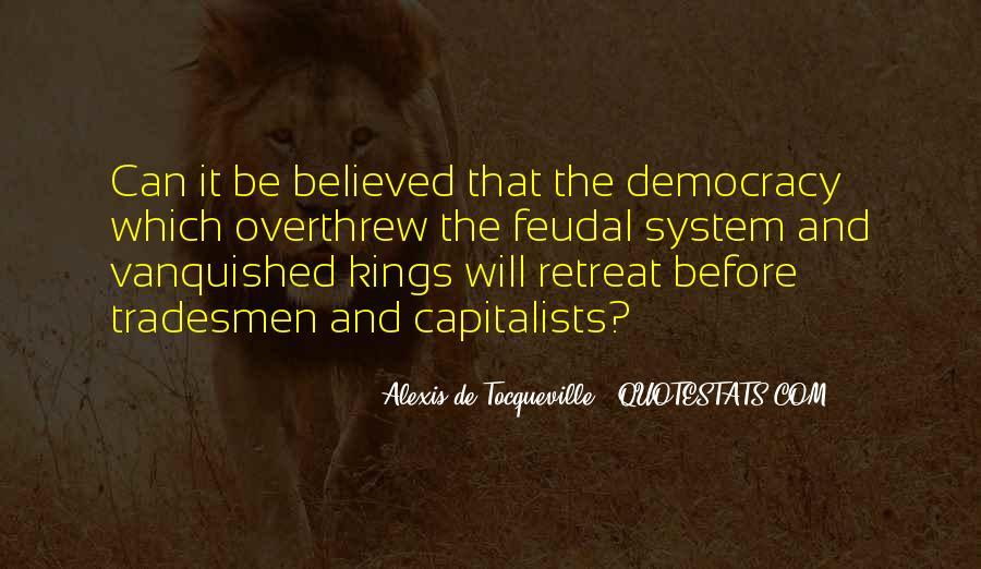 Alexis De Tocqueville Quotes #230808