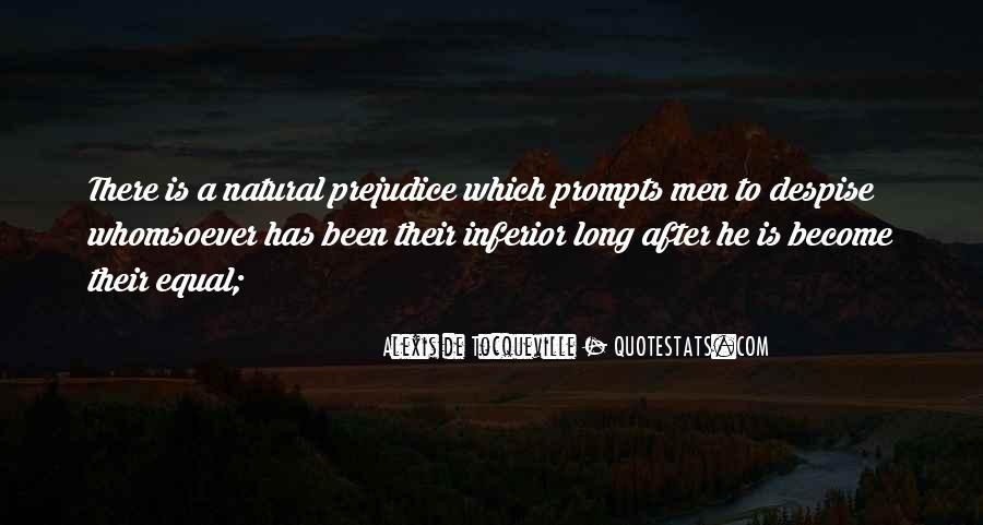Alexis De Tocqueville Quotes #235291