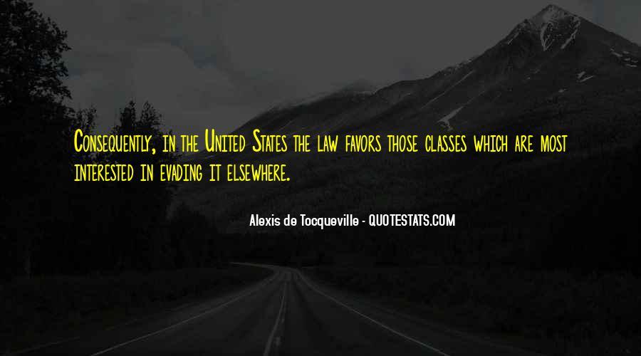 Alexis De Tocqueville Quotes #247536