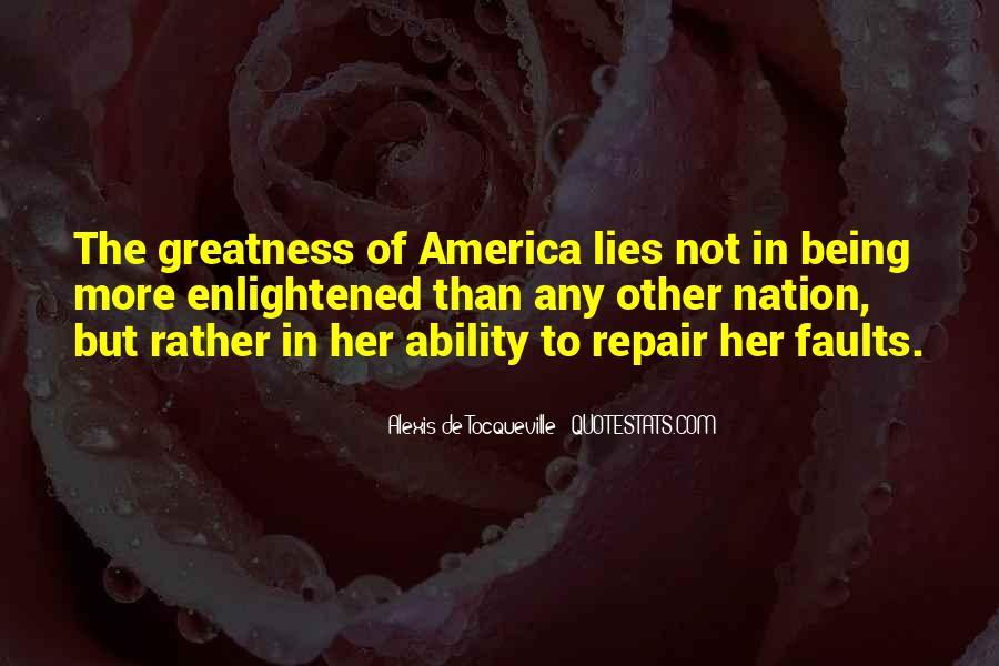 Alexis De Tocqueville Quotes #271944
