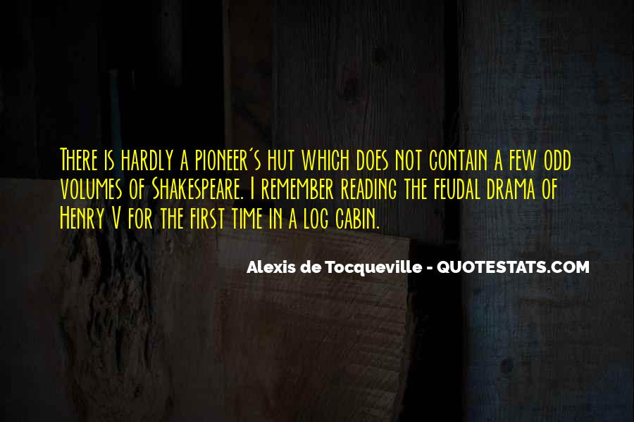 Alexis De Tocqueville Quotes #295404