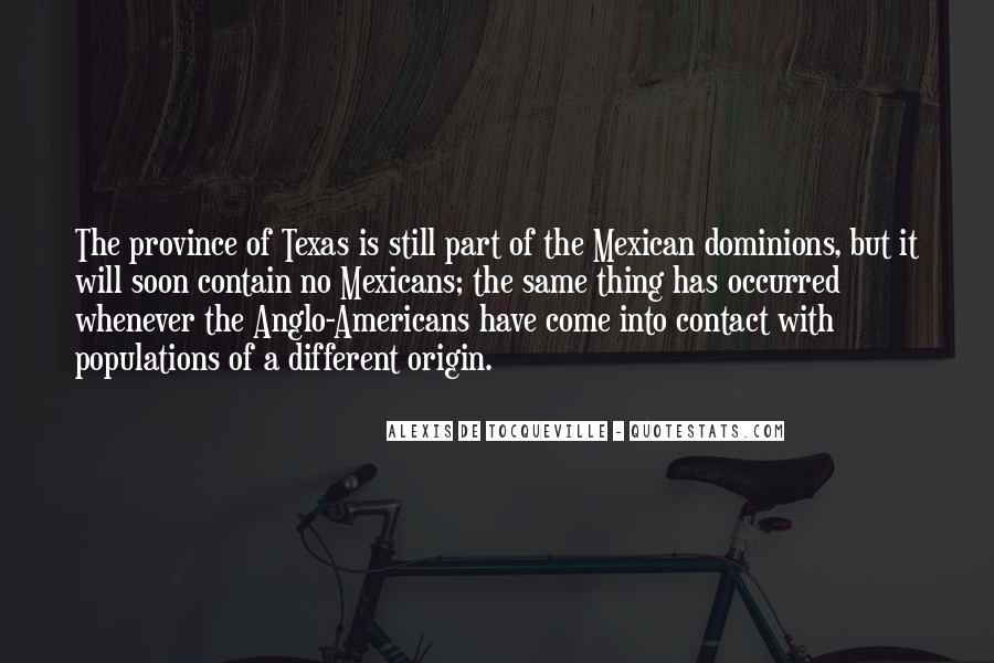 Alexis De Tocqueville Quotes #307965