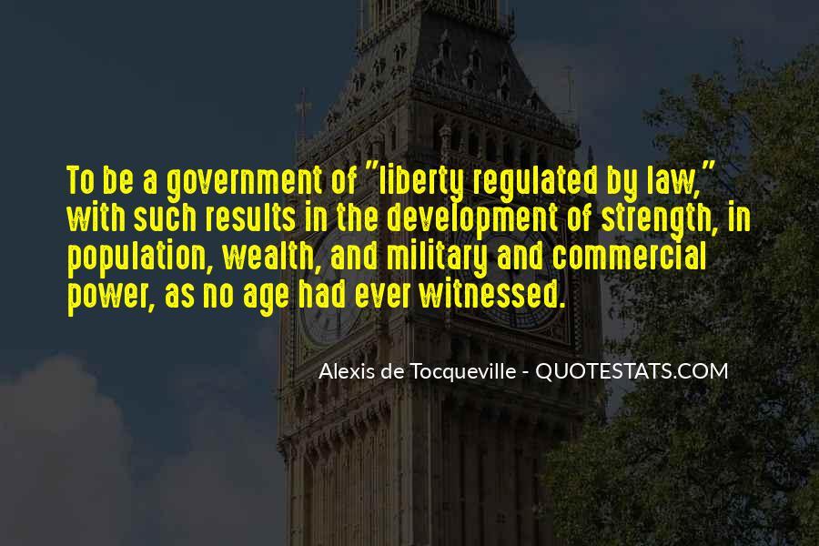Alexis De Tocqueville Quotes #340686
