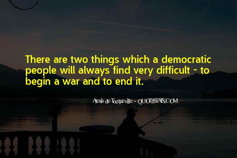 Alexis De Tocqueville Quotes #361714