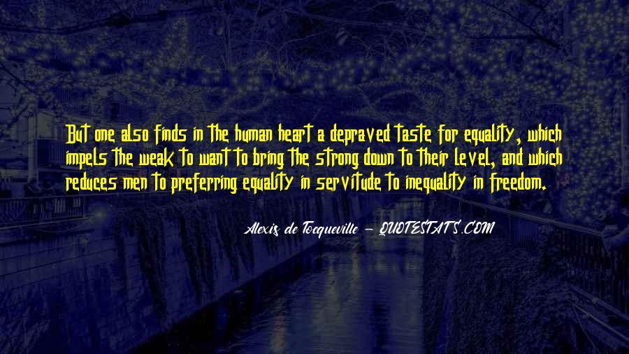 Alexis De Tocqueville Quotes #364552