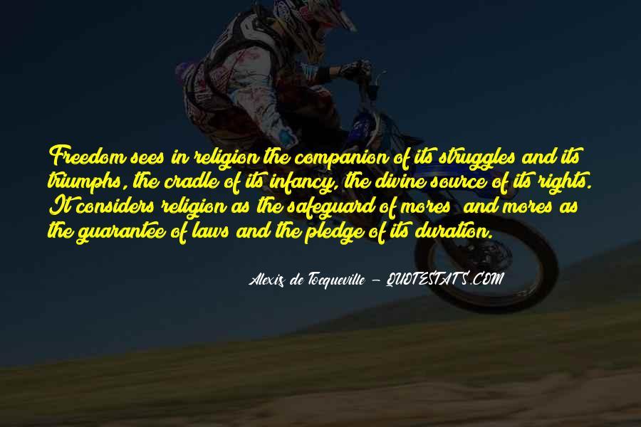 Alexis De Tocqueville Quotes #374860