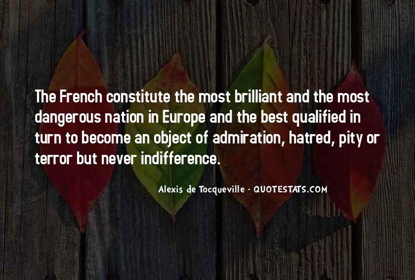 Alexis De Tocqueville Quotes #415231