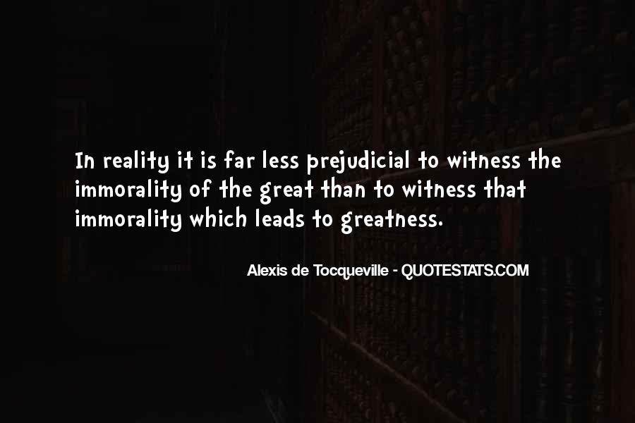 Alexis De Tocqueville Quotes #435017