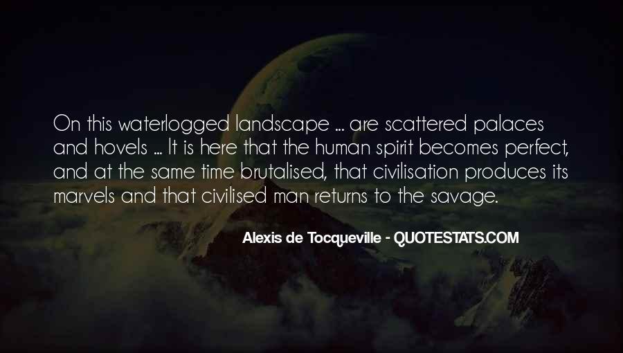 Alexis De Tocqueville Quotes #463675