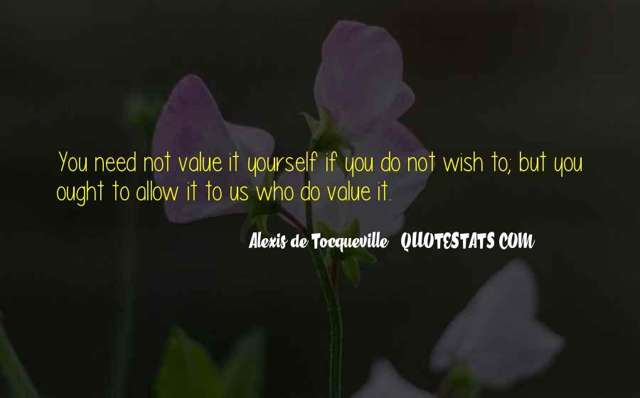 Alexis De Tocqueville Quotes #474724