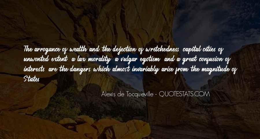 Alexis De Tocqueville Quotes #482541