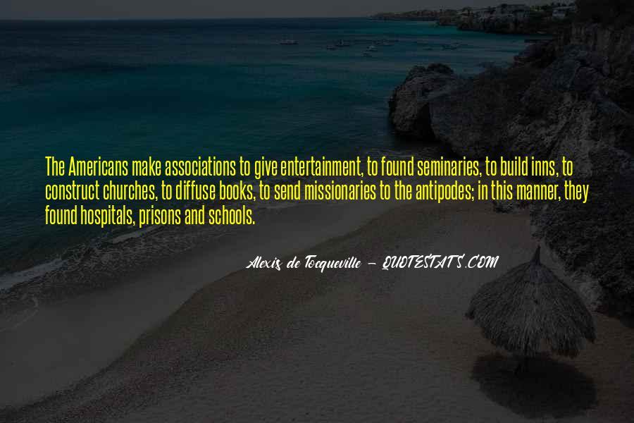 Alexis De Tocqueville Quotes #493416