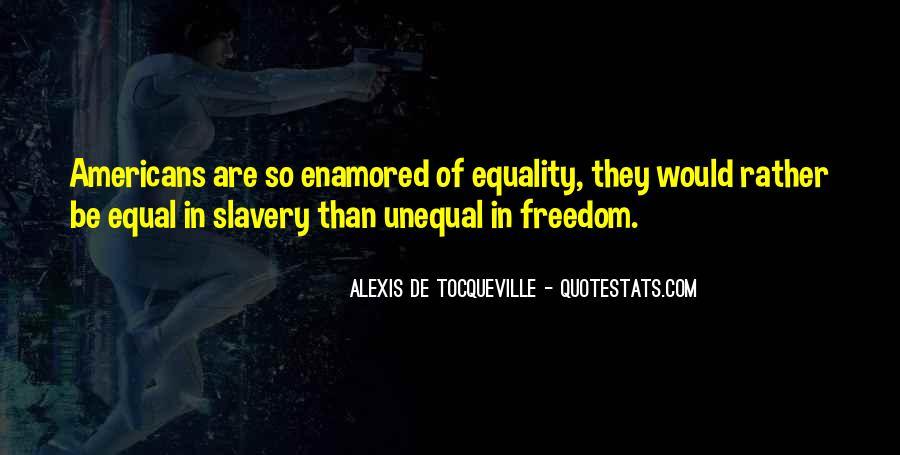 Alexis De Tocqueville Quotes #525778
