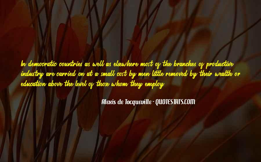 Alexis De Tocqueville Quotes #5620