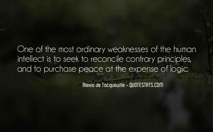 Alexis De Tocqueville Quotes #58041