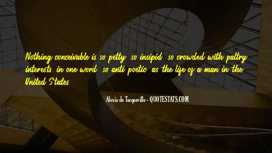 Alexis De Tocqueville Quotes #5838