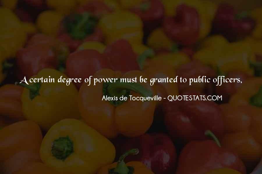 Alexis De Tocqueville Quotes #7819
