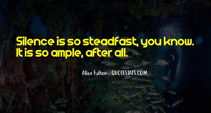 Alice Fulton Quotes #1384721