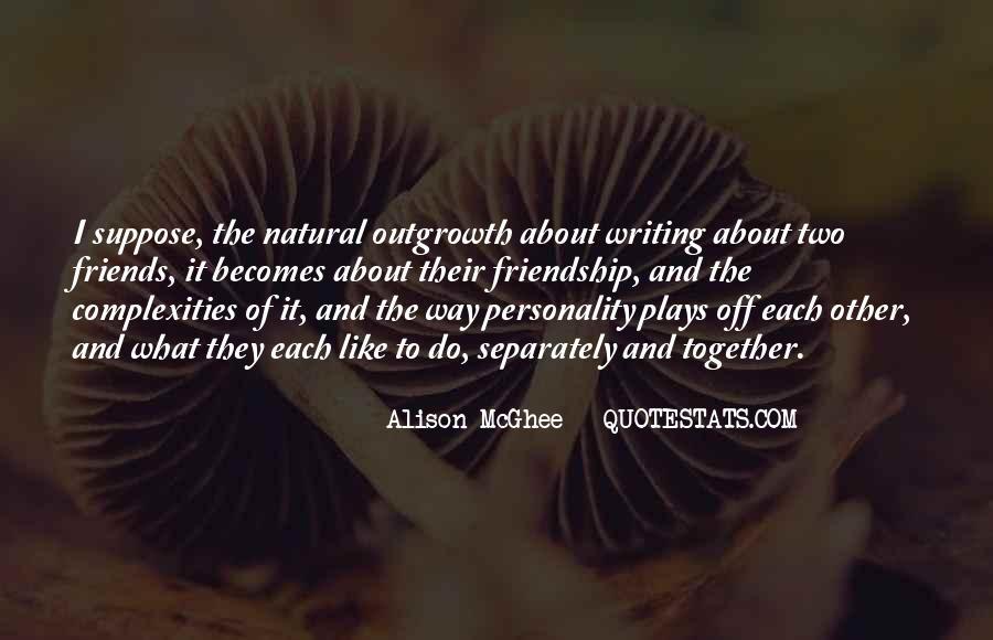 Alison Mcghee Quotes #979382
