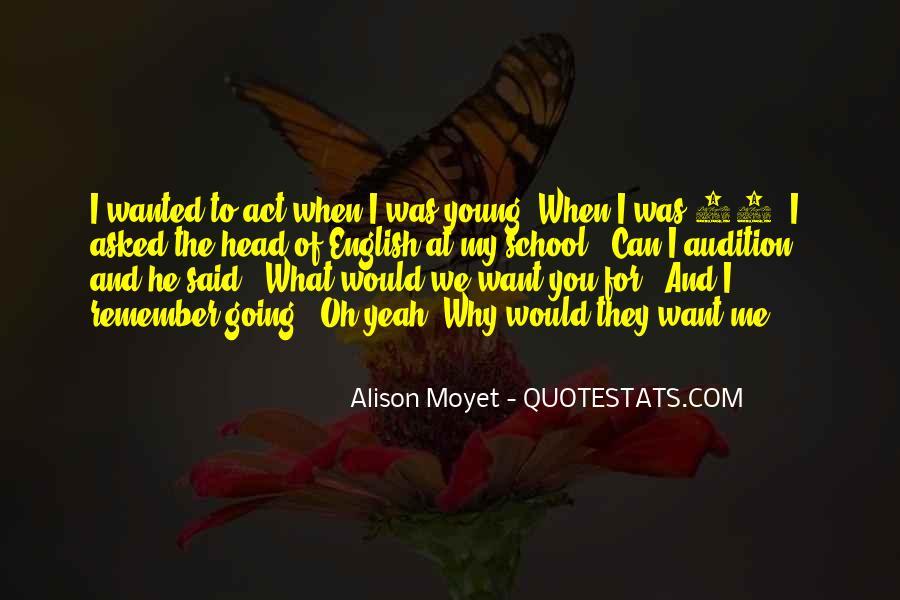 Alison Moyet Quotes #1049103