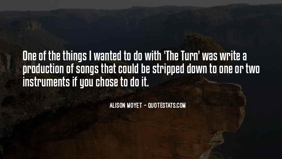 Alison Moyet Quotes #1581076