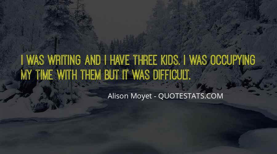 Alison Moyet Quotes #399235