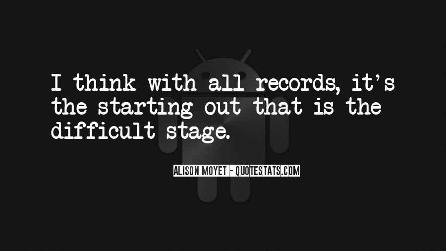 Alison Moyet Quotes #540174