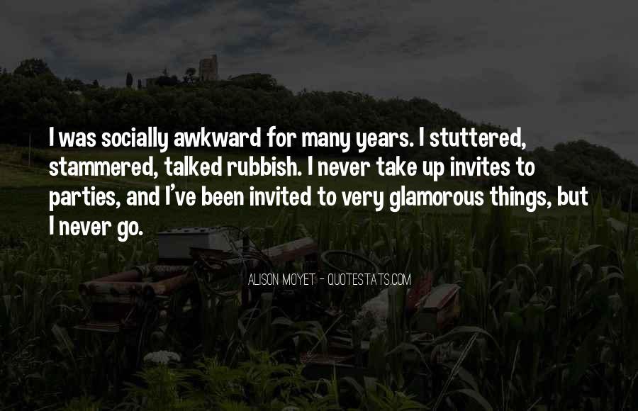 Alison Moyet Quotes #578498