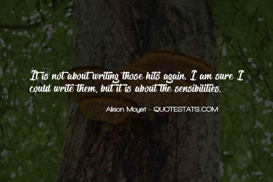 Alison Moyet Quotes #640852
