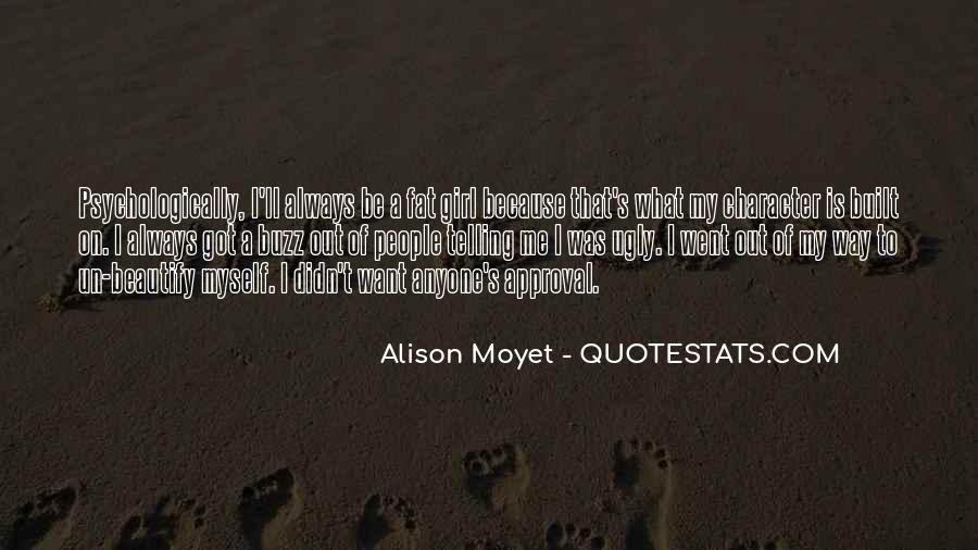 Alison Moyet Quotes #820286