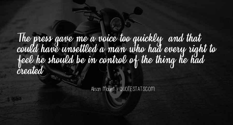 Alison Moyet Quotes #895480