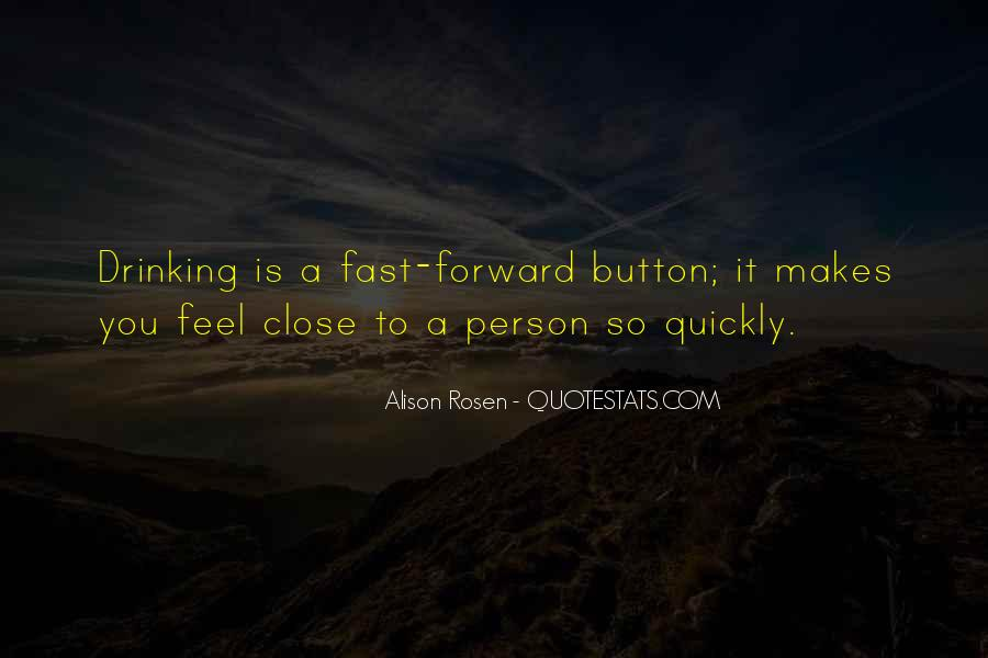 Alison Rosen Quotes #1723177