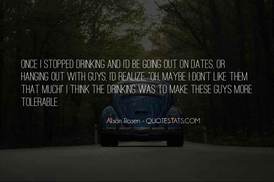 Alison Rosen Quotes #1799754