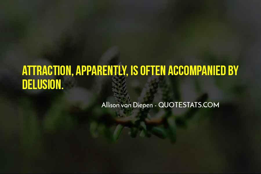 Allison Van Diepen Quotes #589583