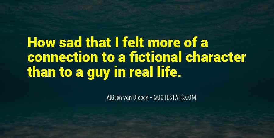 Allison Van Diepen Quotes #632085