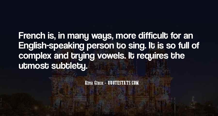Alma Gluck Quotes #1413050