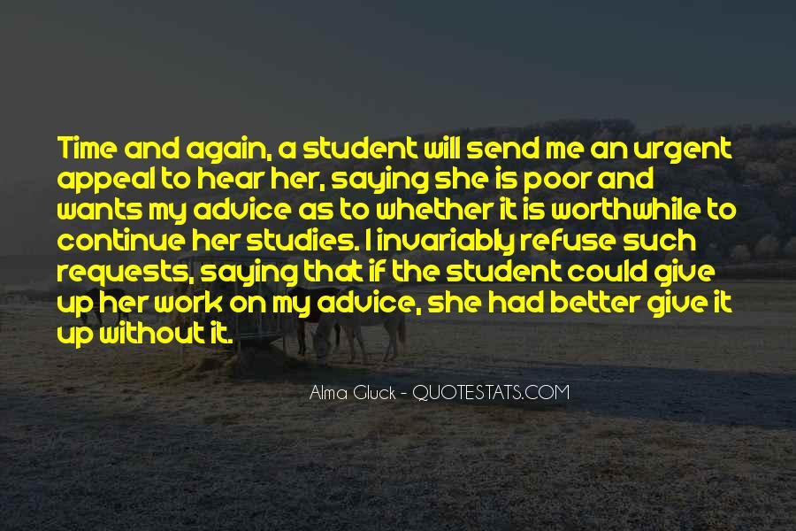 Alma Gluck Quotes #1859621